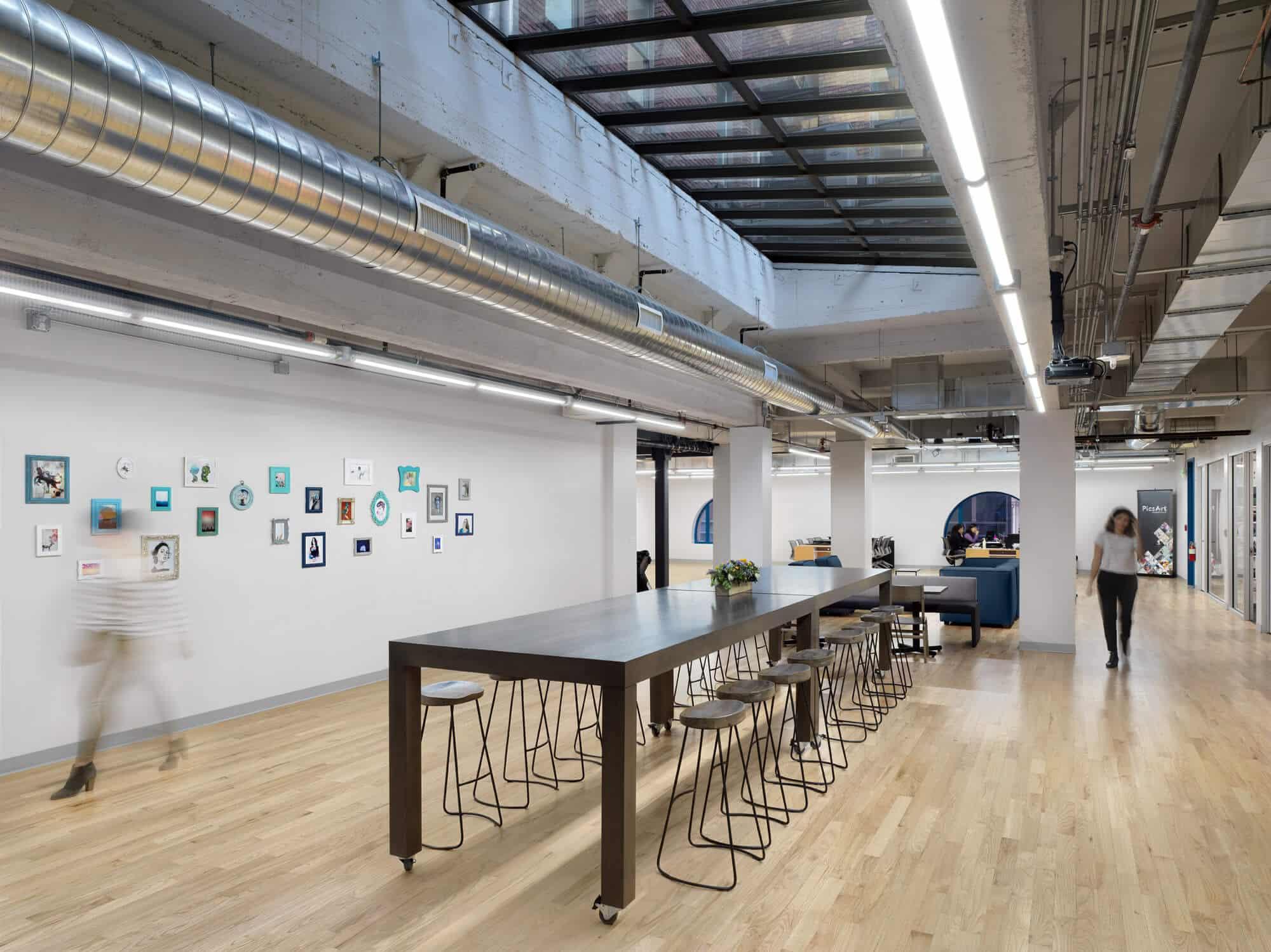 tenant improvement of PicsArt in San Francisco Image 5