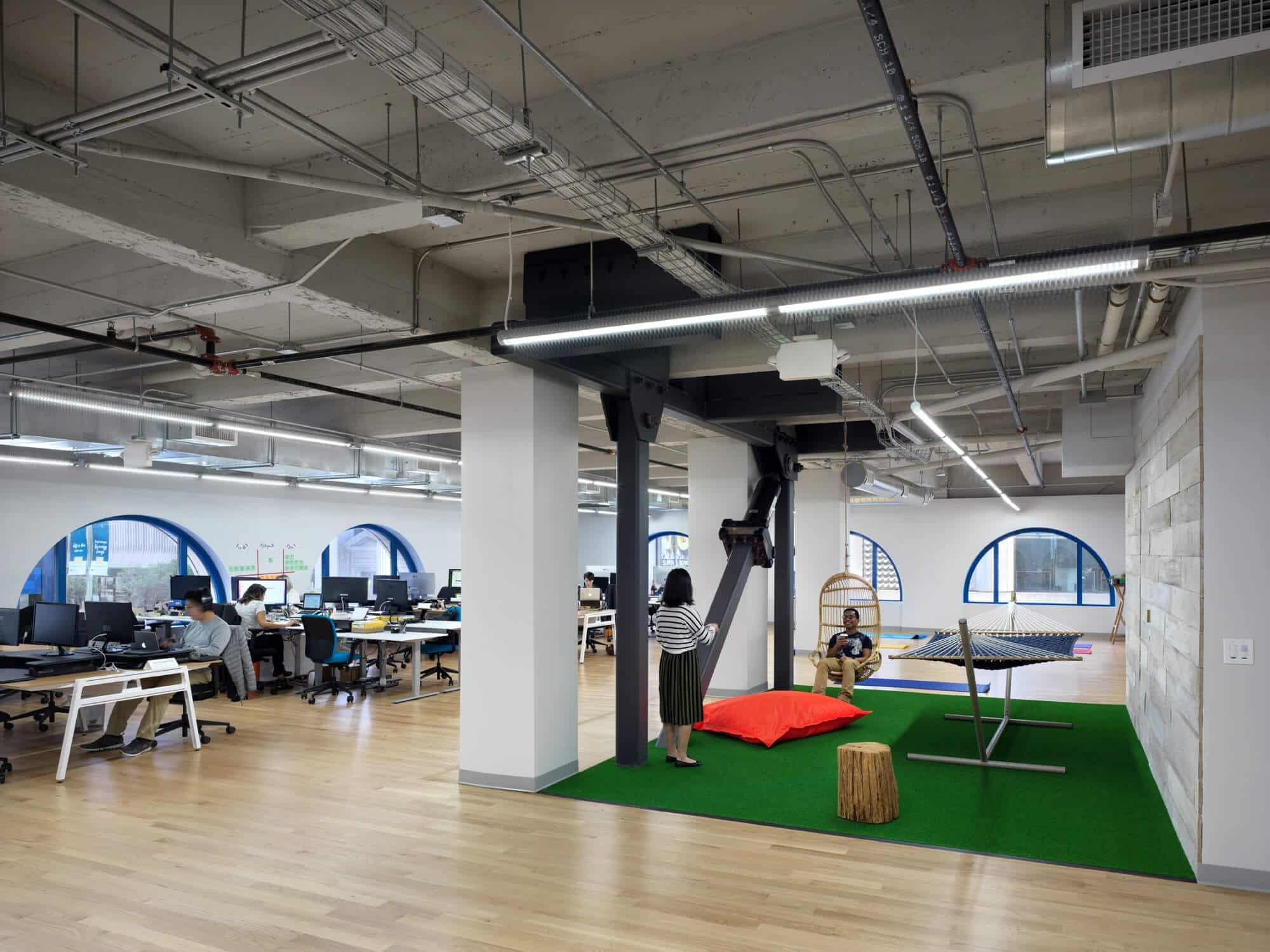 tenant improvement of PicsArt in San Francisco Image 6