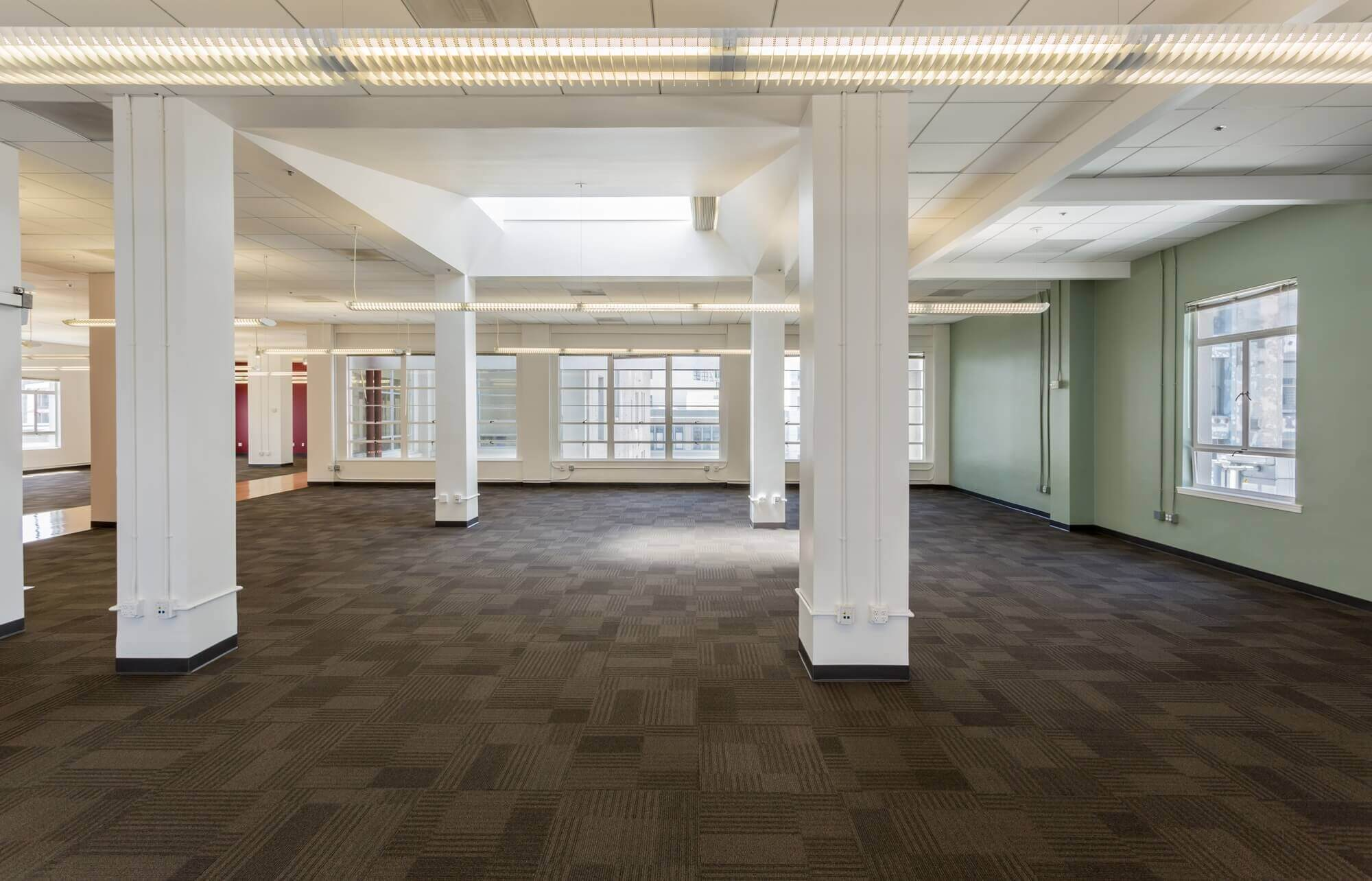 Lucidworks Tenant Improvement – San Francisco-general-contractor