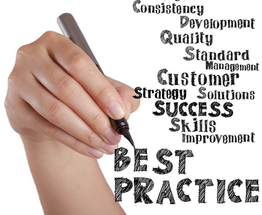 best practice for commercial general contractors