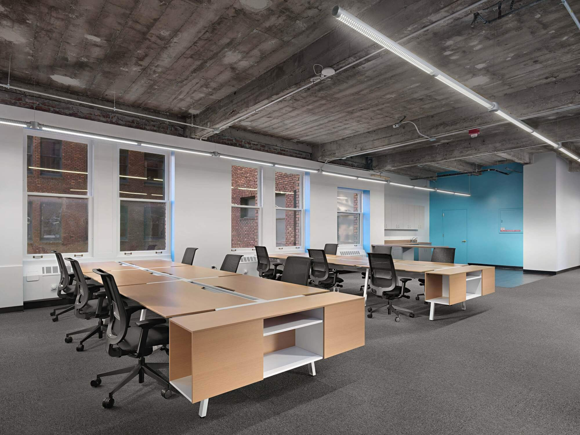 commercial general construction and building renovation - office renovation in san francisco